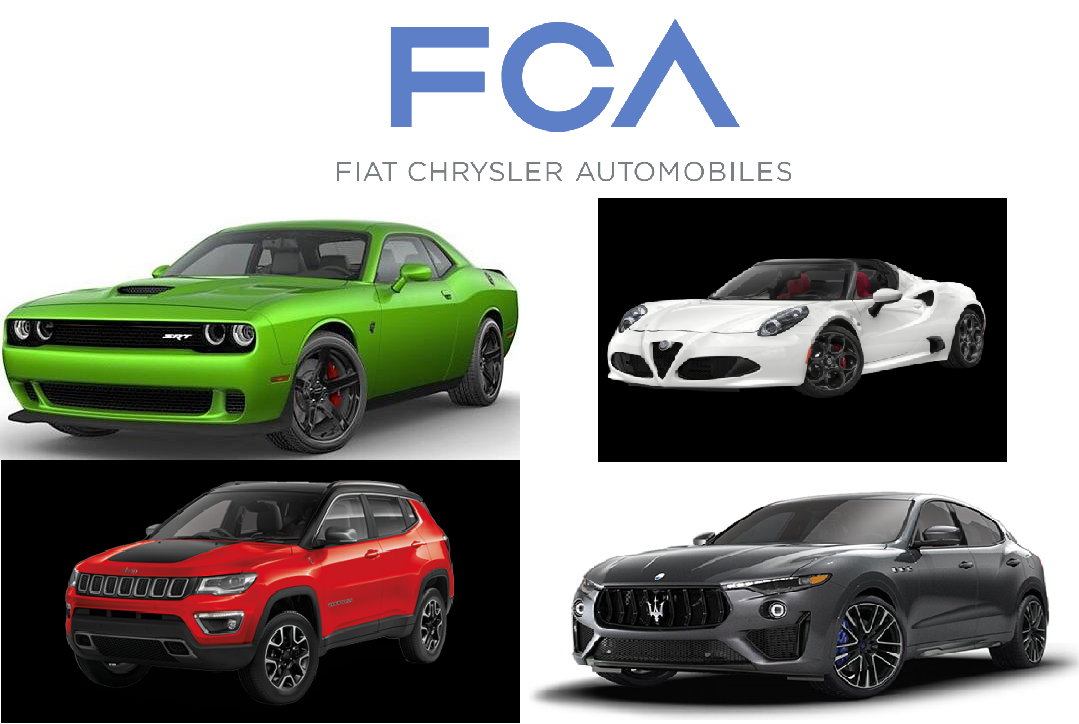 Fiat Chysler conglomerate
