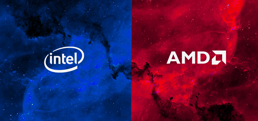 Historic rivalry behind Intel and AMD